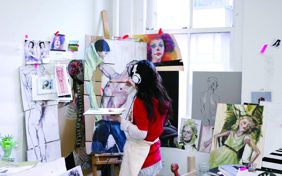 best art class art classes in nyc art studio in new york ny