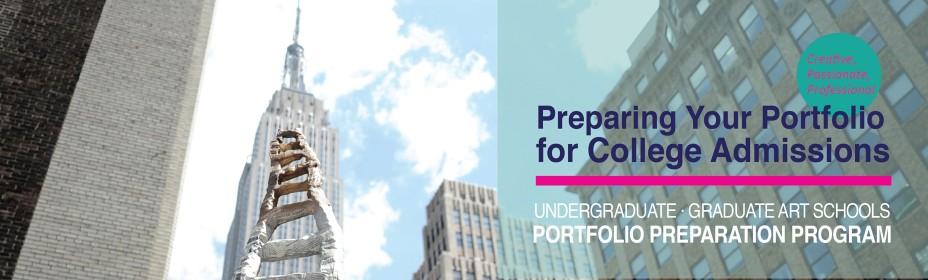 ASHCAN Portfolio Preparation Program