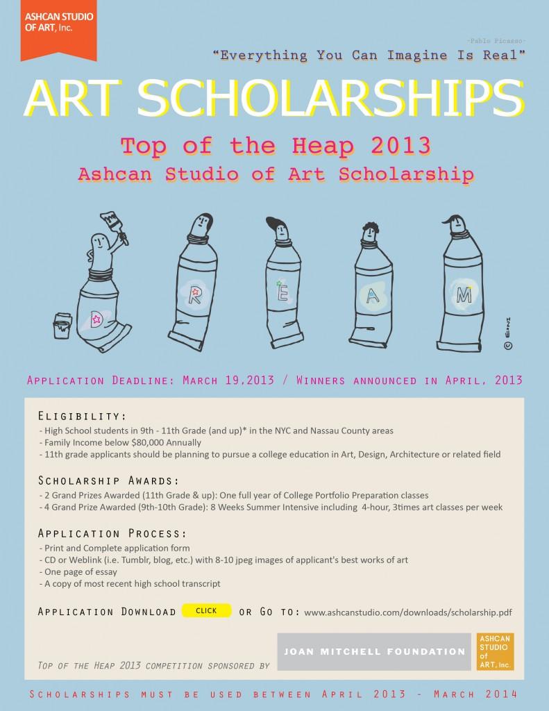 art essay scholarships