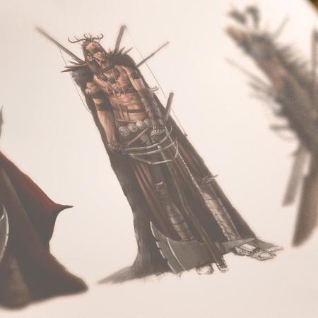 Digital – Concept Art Portfolio Prep