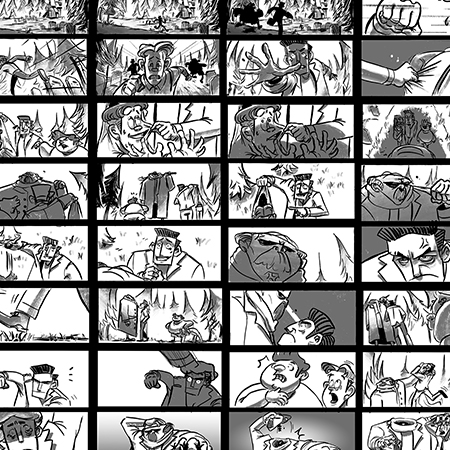 Digital – Fall 2019 / 2D Animation Foundation